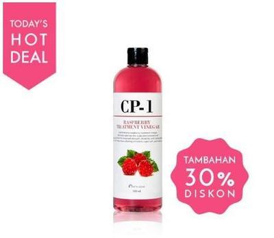 Piolang Raspberry Hair Vinegar
