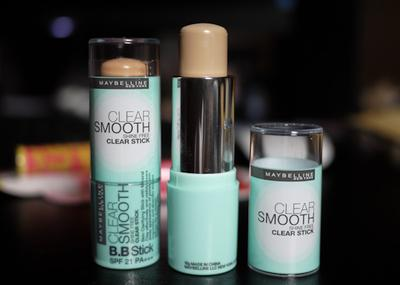 Maybelline Clear Smooth Shine Free Clear Stick Foundation