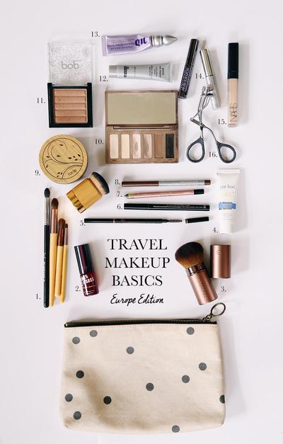 Tips Makeup yang Cocok untuk Traveling