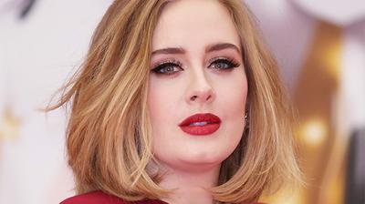 Contek Gaya Makeup Mata ala Adele