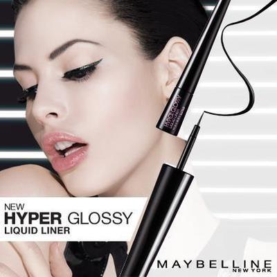 2. Maybelline Hyper Glossy Liquid Eyeliner
