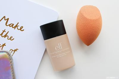 Review: e.l.f. Acne Fighting Foundation