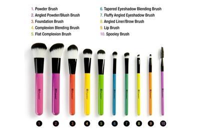 5 Rekomendasi Brush Set Terbaik yang Wajib Dicoba