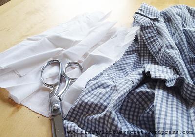 Cara Darurat Atasi Robekan Kecil pada Baju