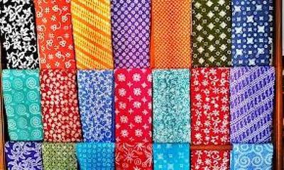 Nyaman Beraktivitas dengan Batik Berkualitas