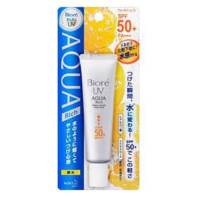 Biore Aqua Rich Watery Mousse
