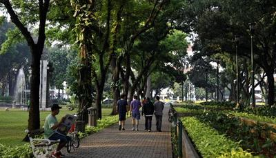 Jogging Track Asyik dan Seru di Jakarta