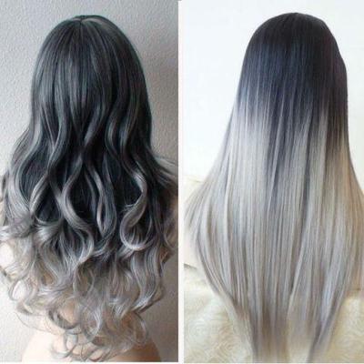 Rekomendasi Ombre Hair Populer 2016
