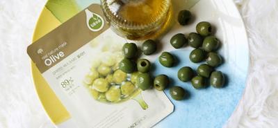 Rekomendasi Sheet Mask dari Korea Berbahan Olive Oil