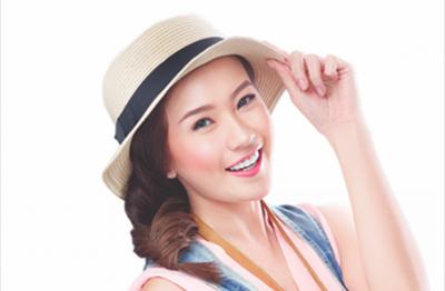 Beauty Trend! Remaja Korea Jatuh Cinta Pada Blusher Tint Ini.