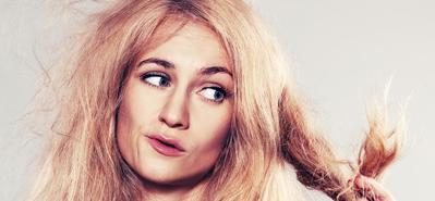 Merawat Rambut Rusak Harus dengan Cara Ini