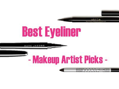 Eyeliner Favorit Para Celebrity Makeup Artist