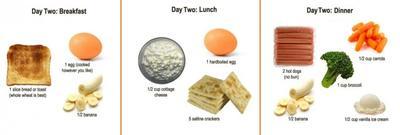 Diet Hari ke Dua
