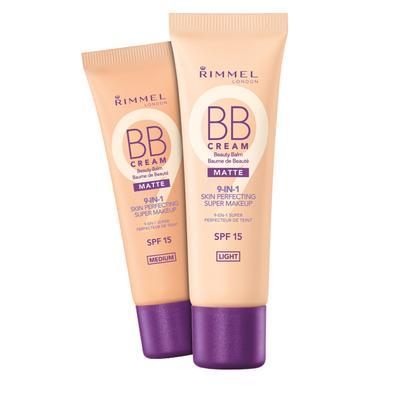 Rimmel BB Cream Matte dan Rimmel Radiance BB Cream