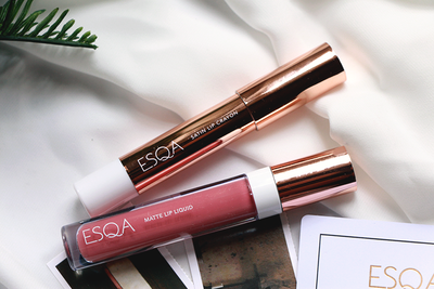 Introducing New Local Cosmetics Brand, Esqa Cosmetics