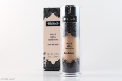 Kat Von D Lock-It Tattoo Foundation