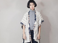 Bergaya Trendy dengan Kimono Batik ala Evita Nuh