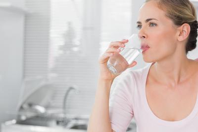2. Kurang Minum Air Putih