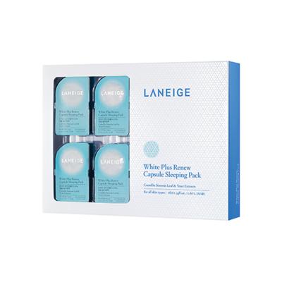 6. Laneige White Plus Renew Capsule Sleeping Pack