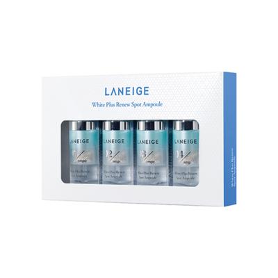 8. Laneige White Plus Renew Spot Ampoule Whitening