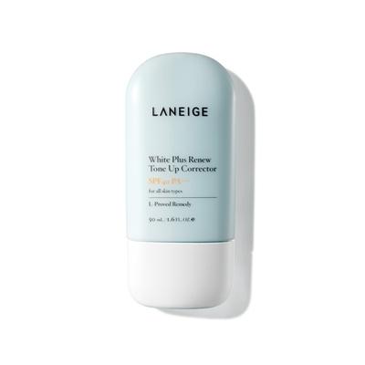 10. Laneige White Plus Renew Tone Up Corrector