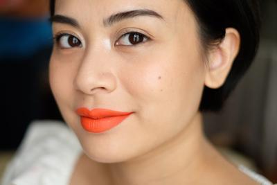 Berbagai Pilihan Lipstik Warna Orange yang Sesuai Dengan Kulitmu