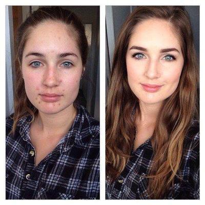 Cara Memakai Makeup Natural yang Fresh dan Tidak Boros Umur
