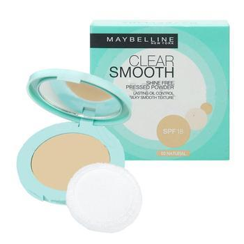 Maybelline Clear Smooth Pressed Powder