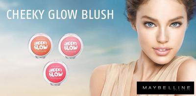 Maybelline Cheeky Glow Blush
