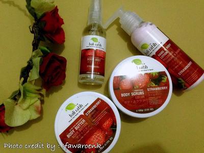 Kulit Cantik & Segar Seharian dengan Produk Terlaris Bali Ratih