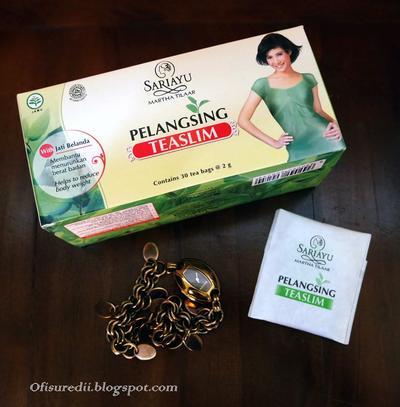 Sariayu Tea For Slim: Cara Nikmat untuk Tubuh Langsing
