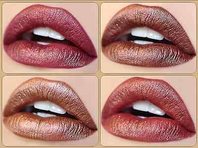 Tren Lipstick Terbaru: Metal Lip Liquid