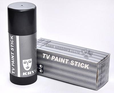 Foundation dengan Full-Coverage Terbaik! Kryolan TV Paint Stick Review