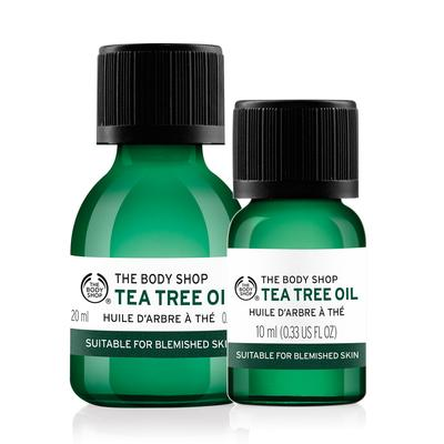 Tea Tree Oil The Body Shop (Review)