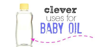5 Manfaat Baby Oil Yang Tidak Kamu Ketahui Sebelumnya (Bagian 1)