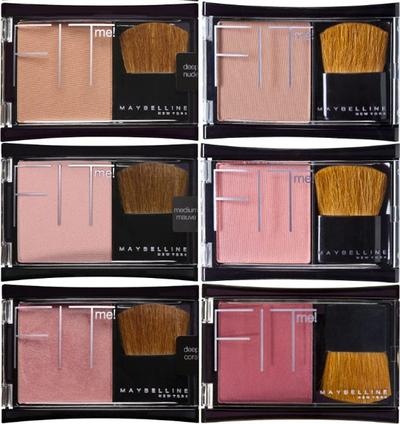 5. Maybelline Fit Me Blush