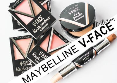 Countouring & Highlighting Sempurna dengan Maybelline V-Face Collection