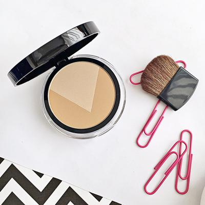 2. Maybelline V-Face Duo Powder