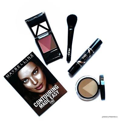 Countouring & Highlighting Sempurna dengan Maybelline V-Face Collection