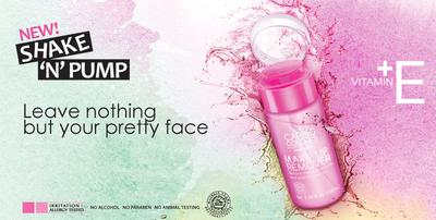3. Caring Colours Makeup Remover