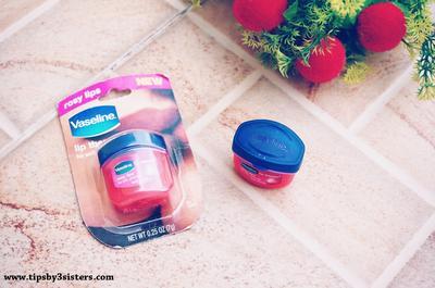 Vaseline Lip Therapy Ampuh Atasi Bibir Kering dan Memberikan Warna Pink Alami