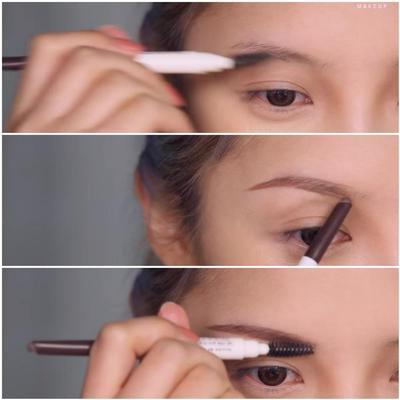 Step 4: Do Your Eyebrow