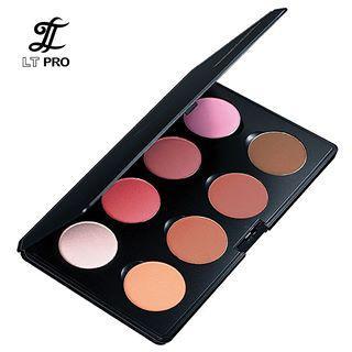 LT Pro - Powder Blush Palette: Blush dengan Pelembap dan Antioksidan