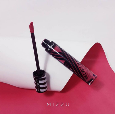 Great Texture For A Perfect Long-Lasting Velvet Matte Finish