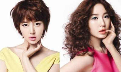 Transformasi Model Rambut Yoon Eun Hye