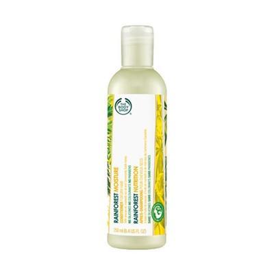 3. The Body Shop Rainforest Moist Conditioner