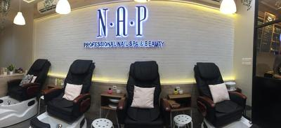 Percantik Kuku Kamu di Salon NAP Professional Nail Spa & Beauty