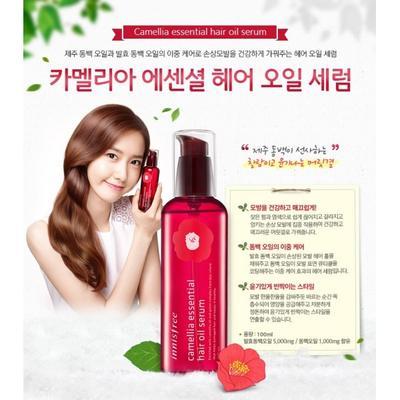 Rambut Sehat dan Bercahaya Berkat New Hair Oil dari Korea