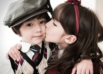 Inilah Wajah Anak-Anak Paling Tampan di Korea
