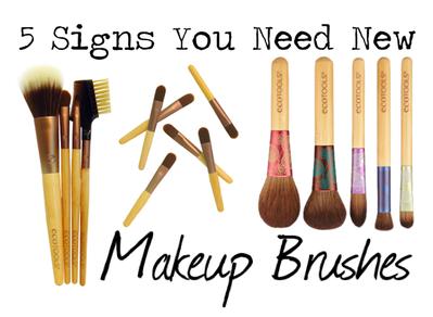 Ini Tanda-Tanda Kamu Harus Ganti Kuas Makeupmu